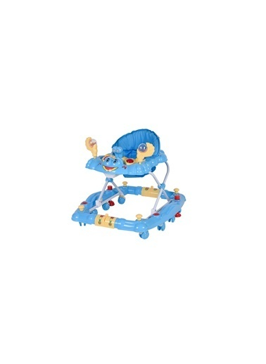Crystal Baby Yürüteç Mavi